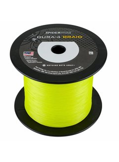 SPIDERWIRE SPIDERWIRE Dura4 Braid 1800m (0.10mm - 0.40mm)