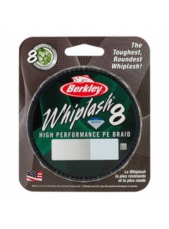 Berkley BERKLEY Whiplash 8 Crystal 300m (0.06mm - 0.28mm)