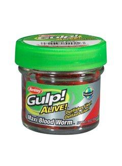 Berkley BERKLEY Gulp! Alive! Bloedworm