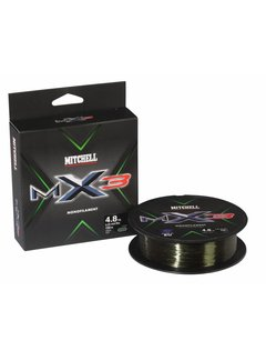 Mitchell MITCHELL MX3 Low Vis Green 300m (0.20mm - 0.40mm)