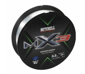 Mitchell MITCHELL MX3 150m Clear (0.12mm - 0.25mm)