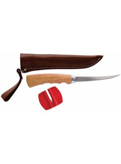 Berkley BERKLEY 10cm Fillet Knife With Sharpener