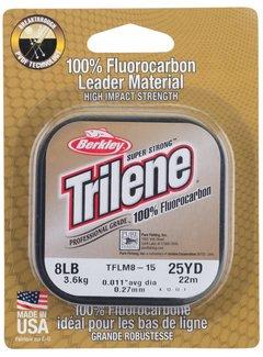 Berkley BERKLEY Trilene® 100% Fluor Carbon Leader 150m (0.15mm - 0.45mm)