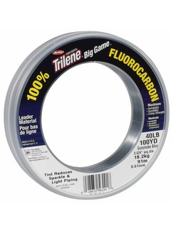 Berkley BERKLEY Big Game™ Fluorcarbon Leaders (0.46mm - 0.91mm)