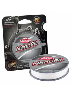 Berkley BERKLEY Nanofil™ Mist 125m (0.10mm - 0.28mm)