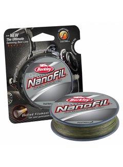 Berkley BERKLEY Nanofil™ Low Vis Green 270m (0.17mm - 0.25mm)