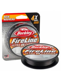 Berkley BERKLEY Fireline Ultra 8 Smoke 300m (0.10mm - 0.39mm)