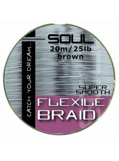 Soul SOUL Flexible Braid 25LB - 20m