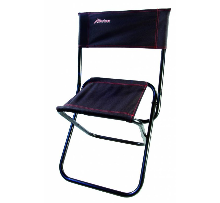 ALBATROS X-frame Chair + Backrest