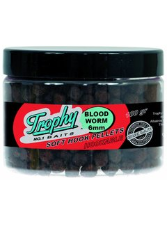 Trophy Baits TROPHY Soft Hook Pellets Bloodworm