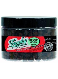 Trophy Baits TROPHY Soft Hook Pellets Bloodworm