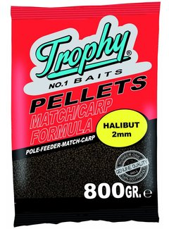 Trophy Baits TROPHY Halibut Pellets