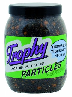 Trophy Baits TROPHY Particles Hemp/Tiger