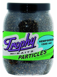 Trophy Baits TROPHY Particles Hempseed
