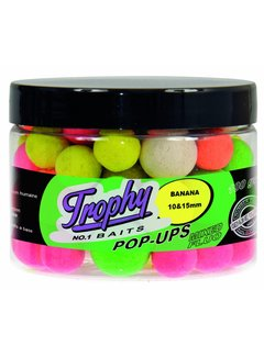 Trophy Baits TROPHY Pop-Up Banana 10-15mm