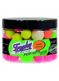 Trophy Baits TROPHY Pop-Up Scopex 10-15mm