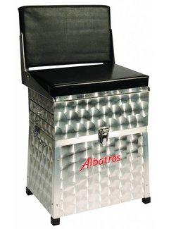 Albatros Hengelsport ALBATROS Aluminium Zitmand