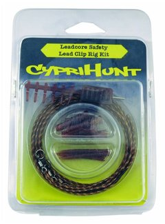 Cyprihunt CYPRIHUNT Leadcore Safety Kit