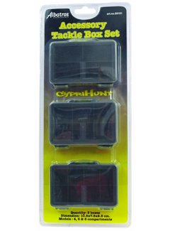 Cyprihunt Cyprihunt Accessoires Tackle Box Set