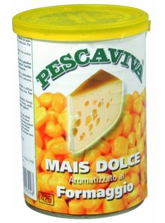 PESCAVIVA Mais Cheese