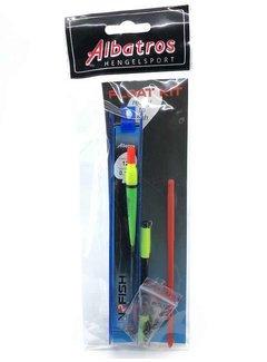 Albatros Hengelsport ALBATROS In-2-Fish Tuig Kit Compleet No.1