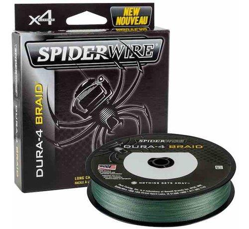 SPIDERWIRE SPIDERWIRE Dura4 Braid Green 150m