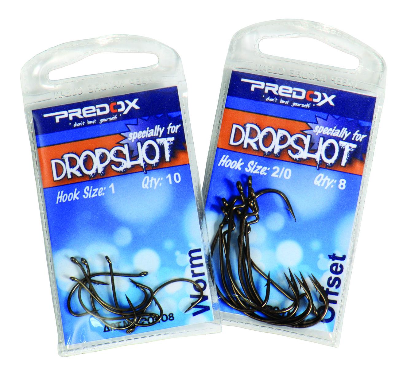 Dropshot haken