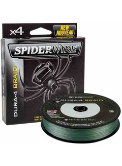 SPIDERWIRE SPIDERWIRE Dura4 Braid Green 300m (0.10mm - 0.40mm)