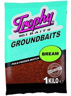 Trophy Baits TROPHY Groundbait 1kg - Brasem
