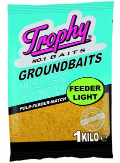 Trophy Baits TROPHY Groundbait 1kg - Feeder light