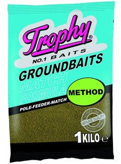 Trophy Baits TROPHY Groundbait 1kg - Method feeder