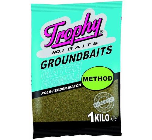 Trophy Baits TROPHY Groundbait 1kg - Method feeder