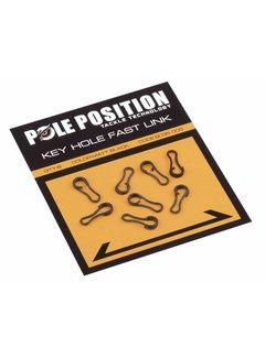 STRATEGY POLE POSITION Key Hole Fast link (8st)