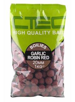 CTEC C-TEC Boilie Garlic Robin Red