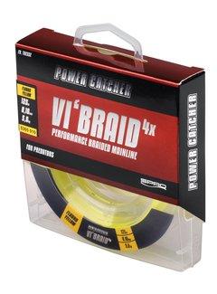 SPRO SPRO Powercatcher Vi'Braid Yellow -125m  (0.13-0.20mm)