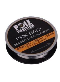 STRATEGY POLE POSITION Kick Back Boom & Chod Monofilament (0.50mm)