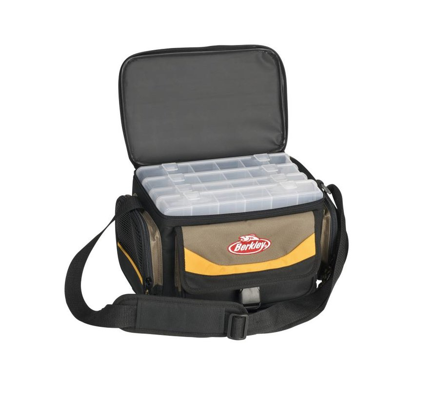 BERKLEY System Bag  - Yellow