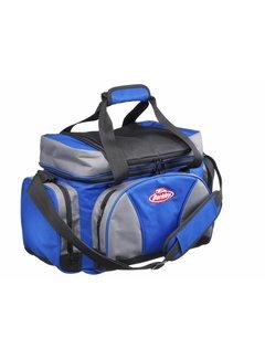 Berkley BERKLEY System Bag Large Blue inclusief 4 Tackleboxen