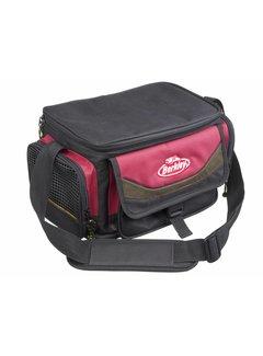 Berkley BERKLEY System Bag Medium red-black + 4 Boxen