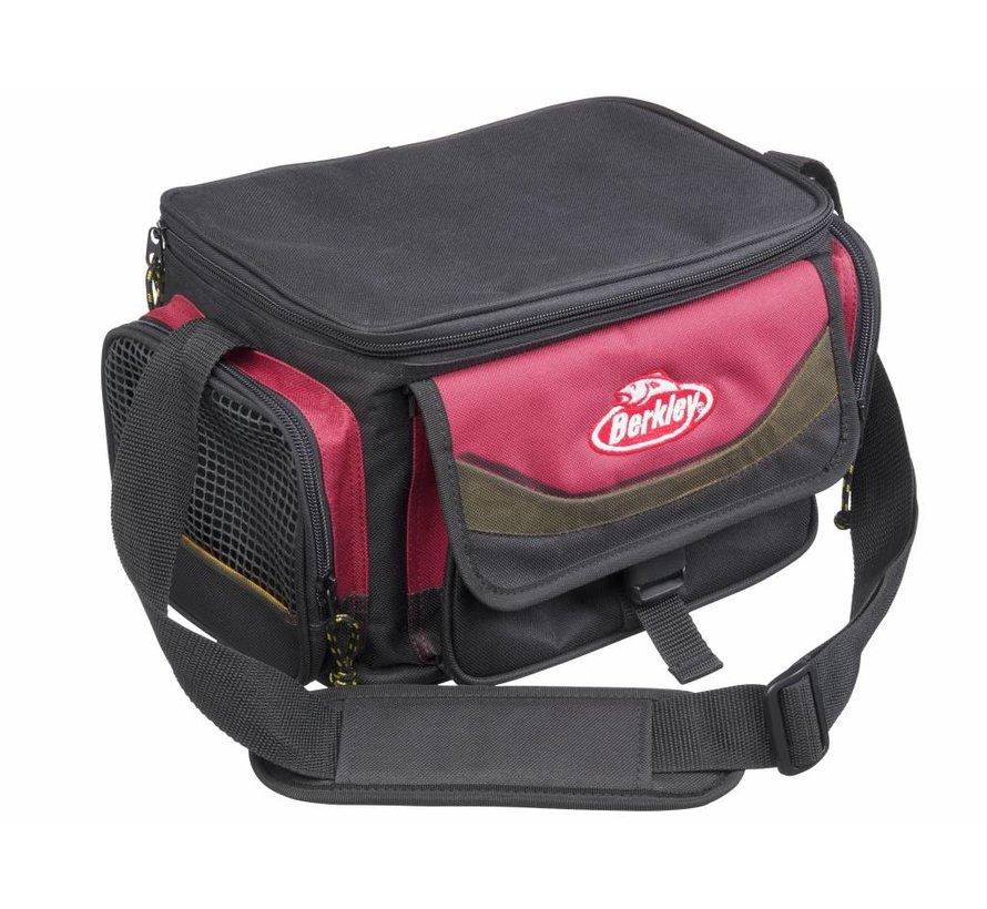 BERKLEY System Bag Medium red-black
