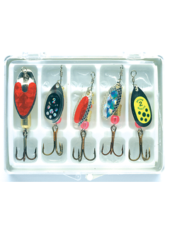 Mitchell MITCHELL Lure Kit - Spinners