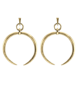 Tribal Earrings Goud