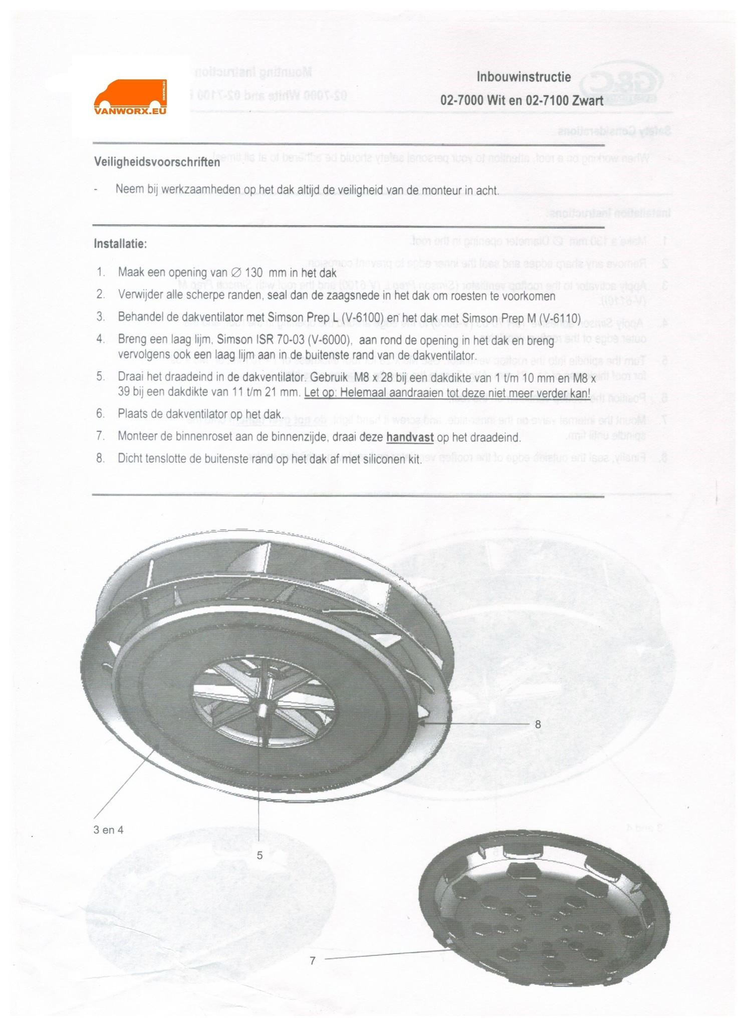 Installation manual Turbo 2