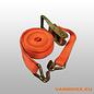 Spanband met ratel en haak 50 x 8600 mm