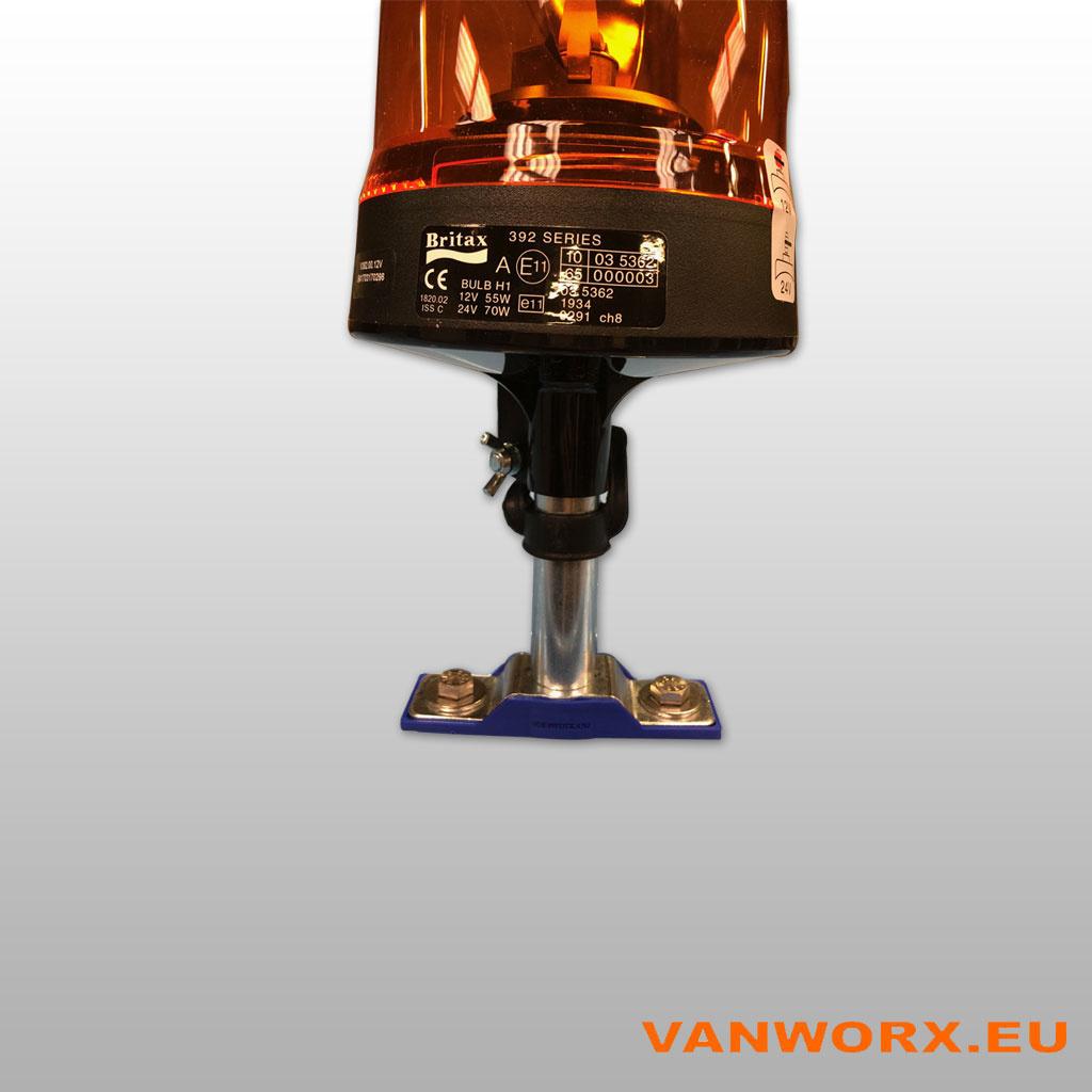 Bodenplatte für Plug-In Blinklicht