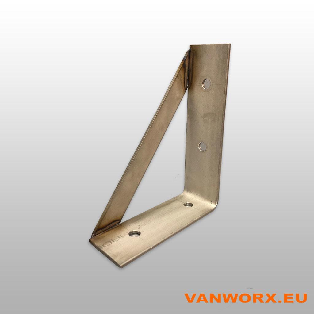 Stainless steel L- Profile 30902020 Teranda