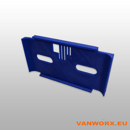 Grundplatte für U-Profil 30902021 Teranda