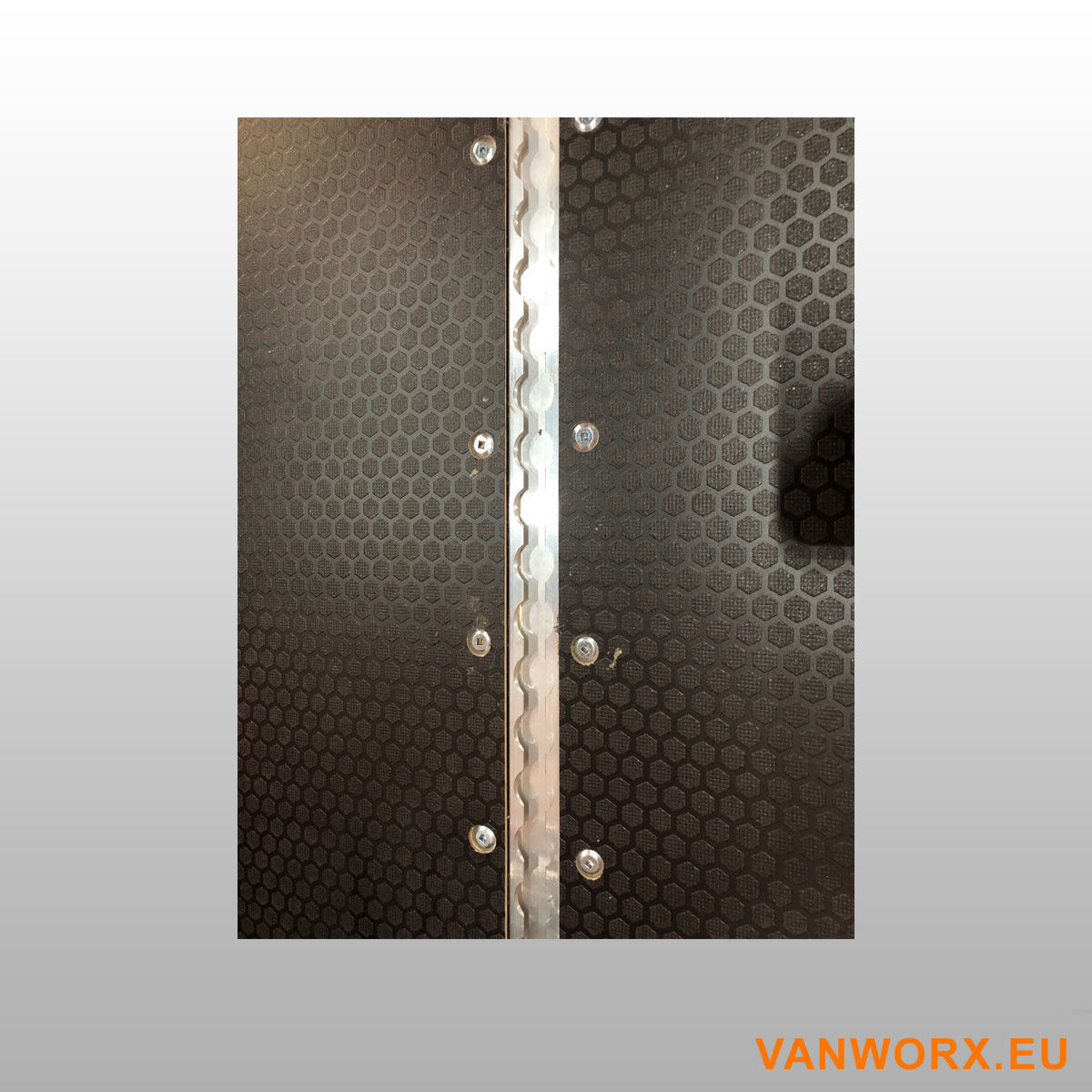 Bindrails Aluminium