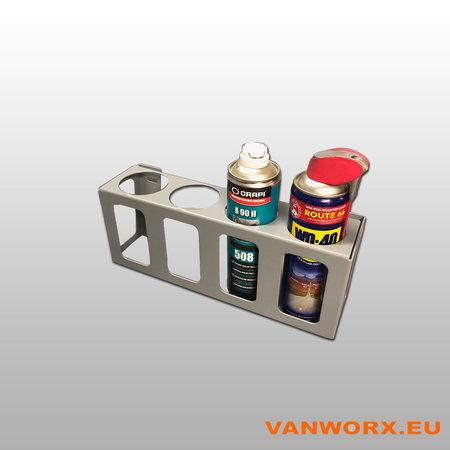 Spray can holder Ø 70mm