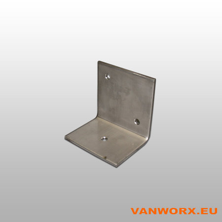 Stainless steel 90 degrees Profile Teranda